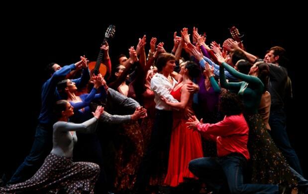 Entradas para Carmen, la Ópera Flamenca 18 oct