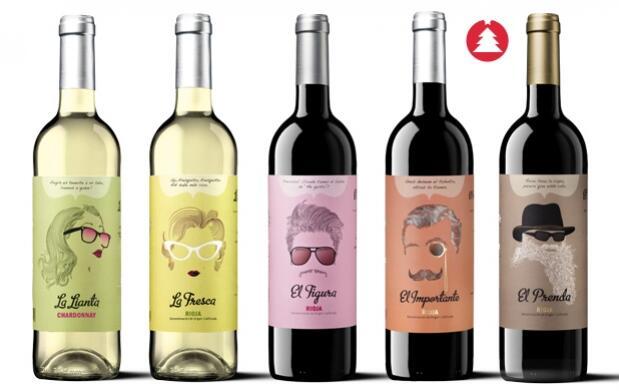 Lote de Vinos DO Rioja y DO Navarra