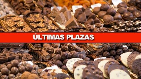 Cata taller de chocolates del mundo en Ramflor