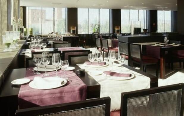Menú para los 5 sentidos en el AC Rioja