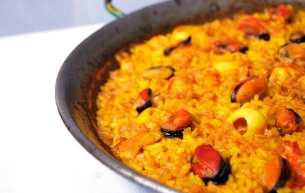Menú especial Valenciano