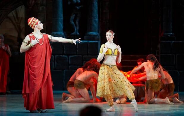 La Bayadera, Ballet Bolshoi de Minsk