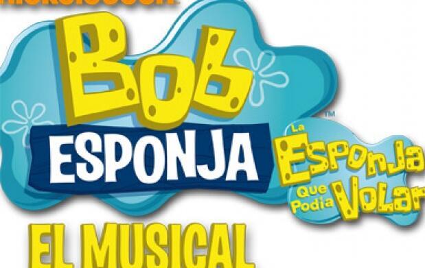 ¡Ven al Musical de Bob Esponja! 19.00 H.