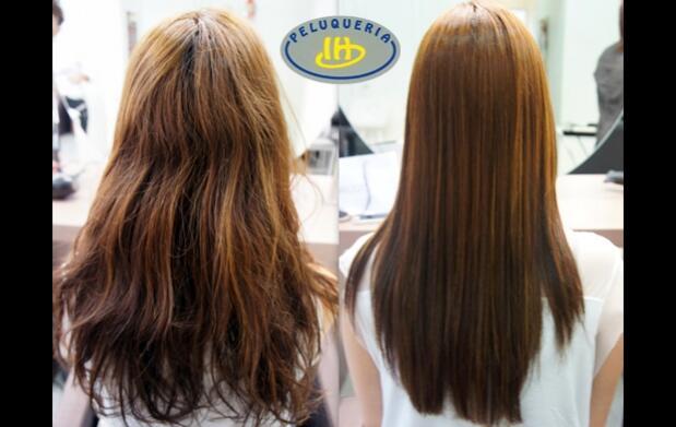 Bótox capilar + sesión de peluquería