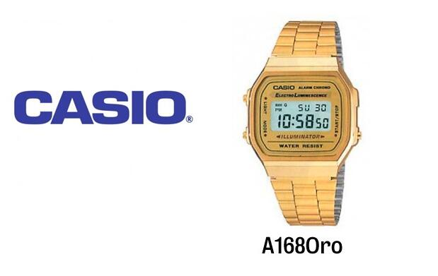 Vuelven los relojes Casio, elige el tuyo.