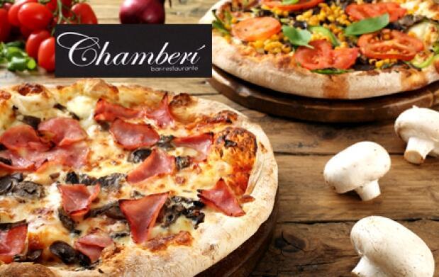 Disfruta donde tú quieras de las exquisitas pizzas del Restaurante Chamberí
