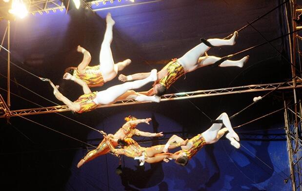 Gran Circo Mundial 27 septiembre