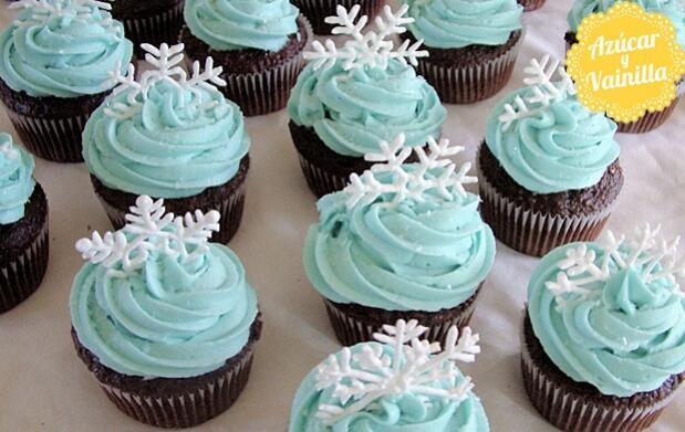 Taller de cupcakes navideños