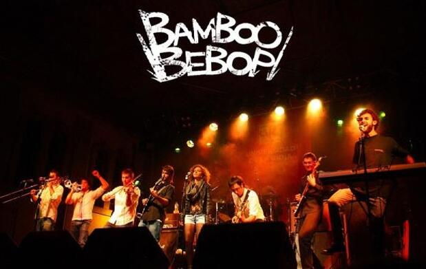 Maldita Nerea + Huecco + Bamboo Bebop