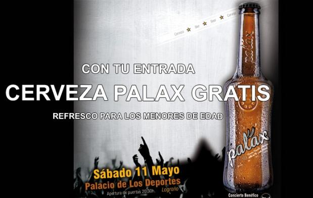 Evento PALAX