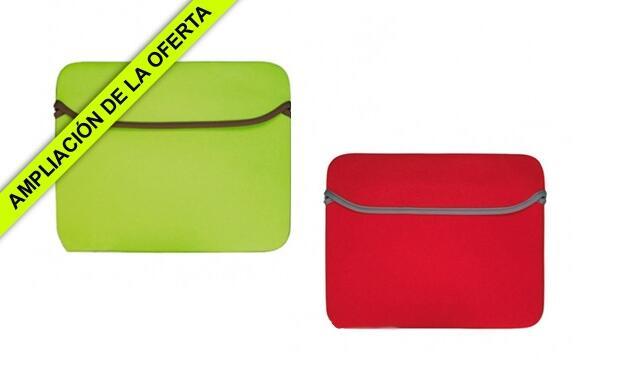 Viste a tu portátil  de rojo, verde o azul
