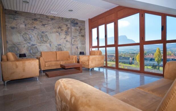 Apartahotel & Spa para 2 en Jaca (Huesca)