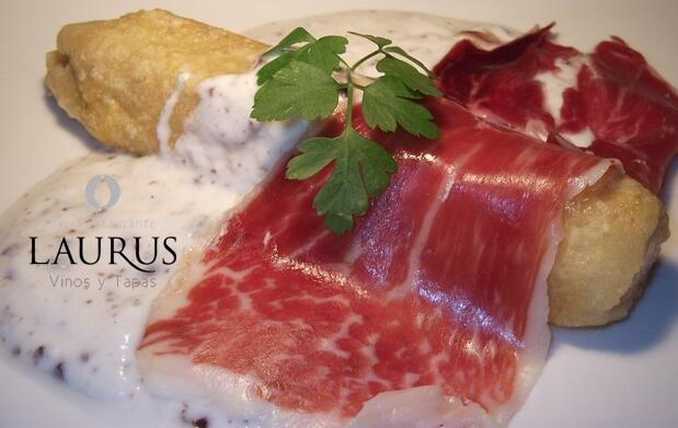 Menú especial Laurus
