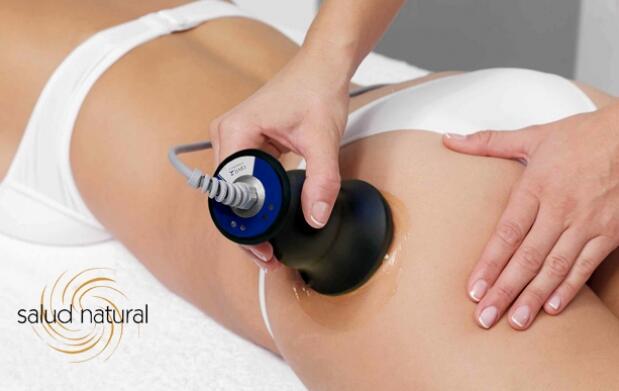 Mesoterapia virtual + masajeador infrarrojo