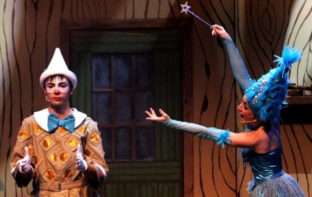'Pinocho, un cuento musical' 18.00 h