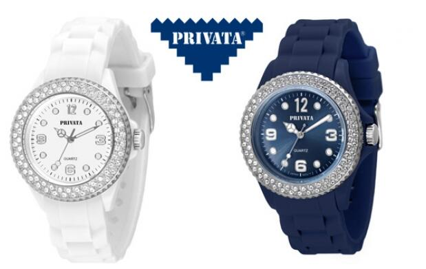 Reloj Candy Swarovski (Color azul)