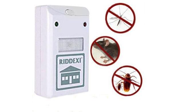 Repelente de insectos y roedores