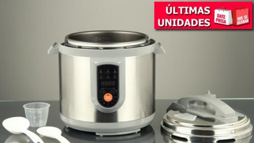 Robot de cocina programable 24h descuento 54 69 - Grand master robot de cocina 24h ...