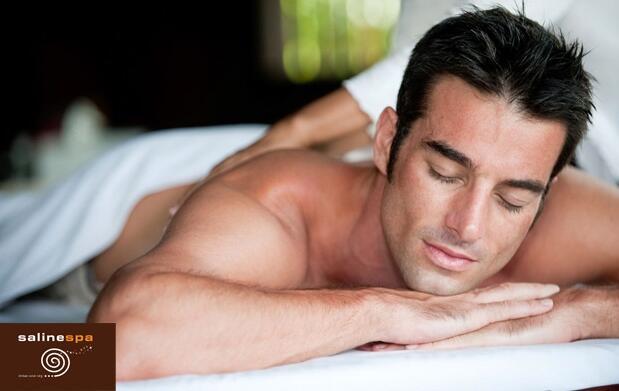 Jacuzzi privado + masaje de espalda
