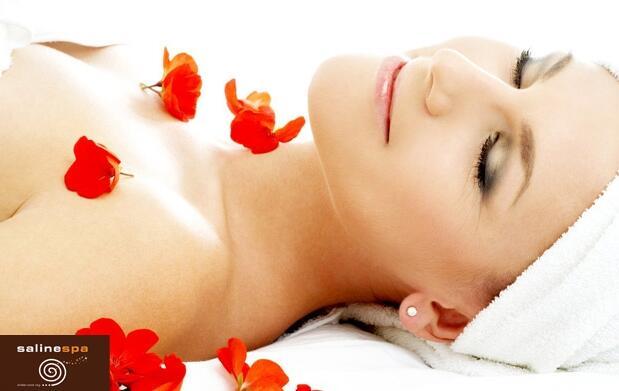 Tratamiento corporal y sesión relajante