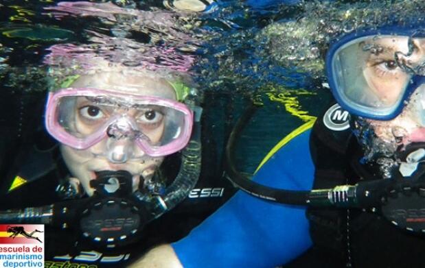 Descubre el submarinismo
