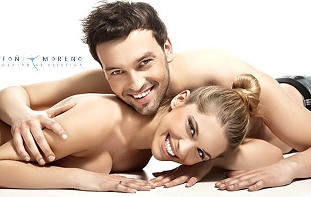 Elige tu sesión de depilación láser