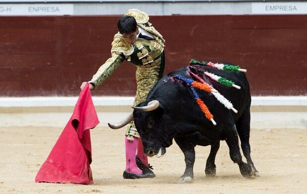 Entrada de Toros 21 septiembre, Logroño