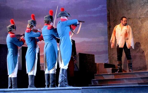 Ópera Tosca de Giacomo Puccini