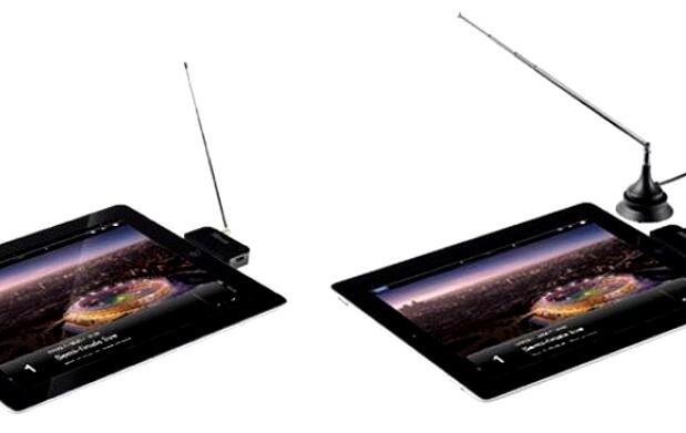 Lleva la tv en tu iPad