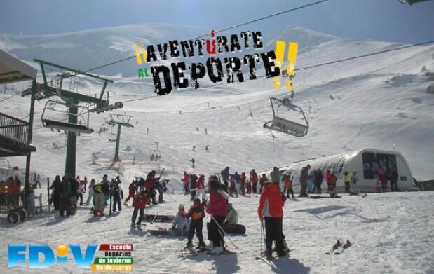 Aprende o perfecciona tu esquí/snow