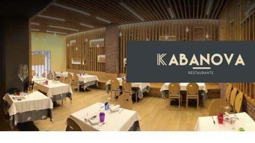 Ven a probar el menú del mediodía en Kabanova