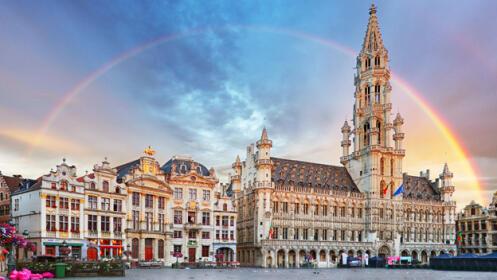 Escapada a Bruselas y brujas 4 días