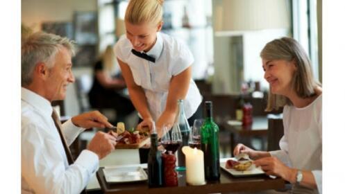 Curso de camarero, cata de vinos y manipulador de alimentos