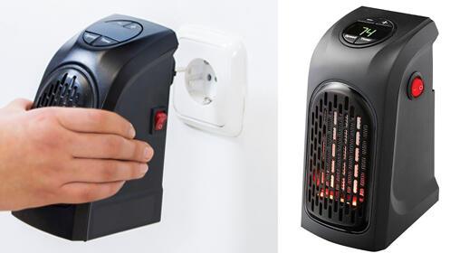Calefactor de pared Drakefor Handy