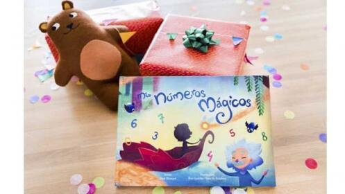 Mis Números Mágicos - Libro personalizado para niños