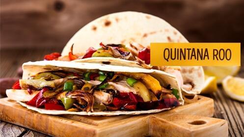 Prueba el exquisito Menú mexicano de Quintana Roo