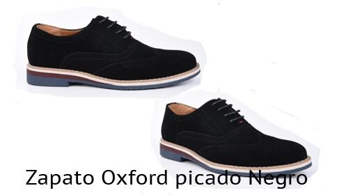 Zapatos Blucher y Oxford