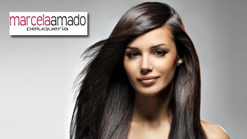 Alisado de keratina para tu melena en Marcela Amado