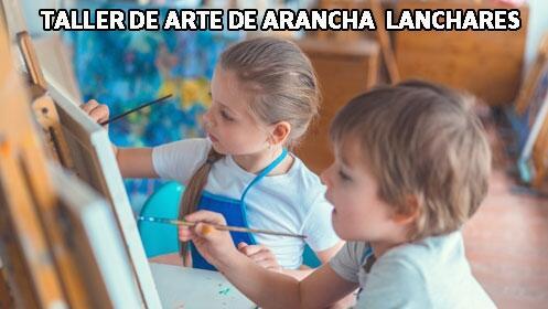 Clases de pintura para niños y adultos en Arancha Lanchares