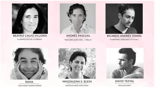 XII Encuentro Sensibilidad y Sabiduría Logroño (6 octubre)