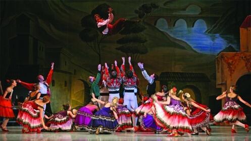 BALLET 'SUITE DE DON QUIJOTE' en Riojaforum