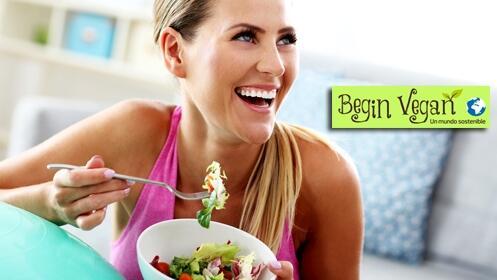 Cuida tu alimentación y tu salud con Begin Vegan