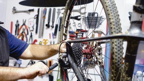 Llegó la primavera ¡deja tu bici perfecta con esta revisión y puesta a punto!