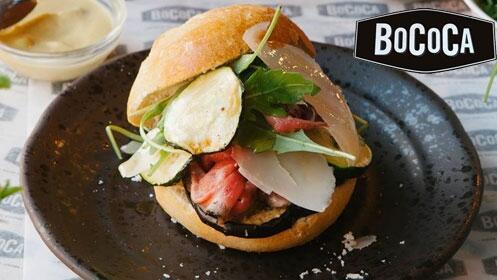 Ven a cenar a Bococa, prueba nuestras deliciosas hamburguesas