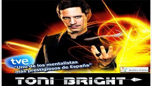 Toni Bright: La Magia de la Mente