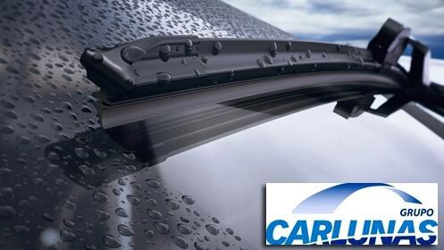 Repelente lluvia para parabrisas + limpieza interior