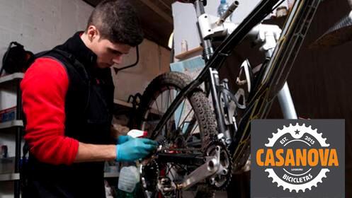 ¡Llegó la temporada de bicicleta! Revisión completa con Bicicletas Casanova