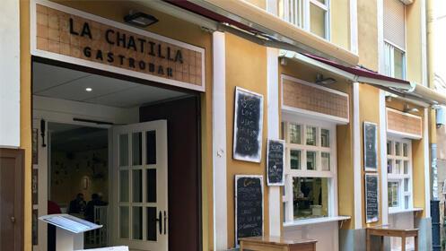 Menú de verano de La Chatilla Gastrobar. Restaurante recomendado