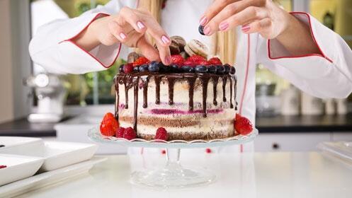 Taller de tartas dulces y saladas para adultos
