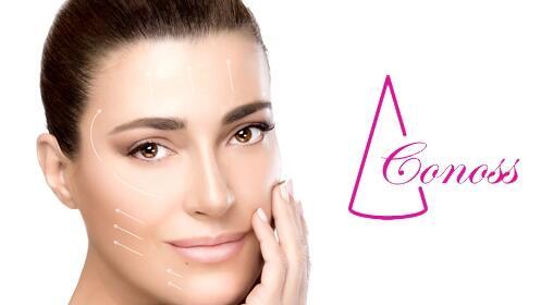 Tratamiento facial con aromaterapia y gemoterapia